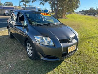 2008 Toyota Corolla ZRE152R Ascent 4 Speed Automatic Hatchback