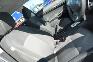 2015 Mitsubishi Lancer CF MY16 GSR Blue 6 Speed Constant Variable Sedan