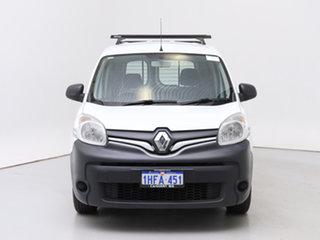 2016 Renault Kangoo X61 MY14 1.6 SWB White 4 Speed Automatic Van.