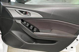 2017 Mazda 3 BN5478 Touring SKYACTIV-Drive White 6 Speed Sports Automatic Hatchback
