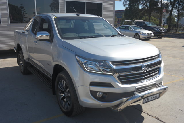 Used Holden Colorado RG MY20 LTZ Pickup Space Cab Maryville, 2019 Holden Colorado RG MY20 LTZ Pickup Space Cab Silver 6 Speed Sports Automatic Utility