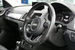2015 Audi Q3 8U MY15 TDI S Tronic Quattro Sport White 7 Speed Sports Automatic Dual Clutch Wagon.