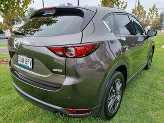 2017 Mazda CX-5 KF4WLA Akera SKYACTIV-Drive i-ACTIV AWD Titanium Flash 6 Speed Sports Automatic.