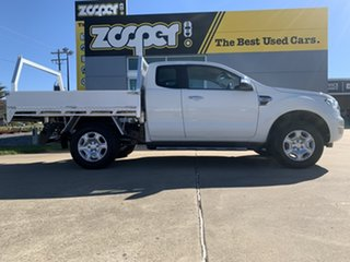 2017 Ford Ranger PX MkII XLT Super Cab White/310818 6 Speed Sports Automatic Utility.