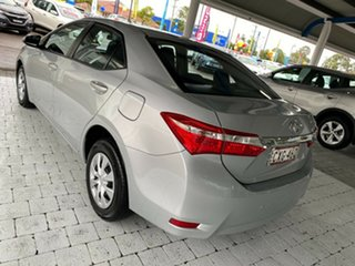 2015 Toyota Corolla ZRE172R Ascent Silver 7 Speed Constant Variable Sedan