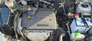 2004 Suzuki Liana RH418 Type 4 GS Silver 5 Speed Manual Sedan.