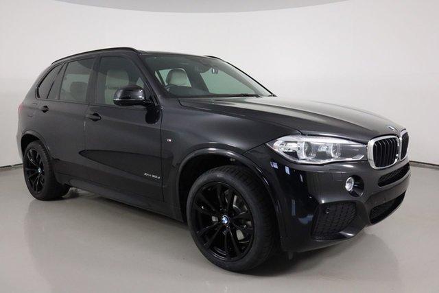 Used BMW X5 F15 MY15 xDrive30d Bentley, 2015 BMW X5 F15 MY15 xDrive30d Black 8 Speed Automatic Wagon