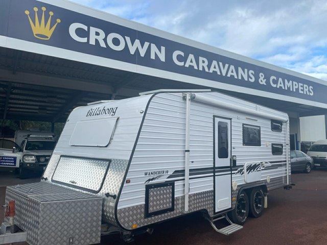 Used Billabong Caravans Wanderer St James, 2015 Billabong Caravans Wanderer Caravan