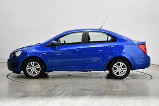 2016 Holden Barina TM MY16 CD Blue 6 Speed Automatic Sedan.