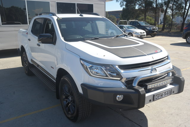 Used Holden Colorado RG MY17 Z71 Pickup Crew Cab Maryville, 2017 Holden Colorado RG MY17 Z71 Pickup Crew Cab White 6 Speed Sports Automatic Utility