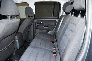 2018 Volkswagen Amarok 2H MY19 TDI550 4MOTION Perm Highline Grey 8 Speed Automatic Utility