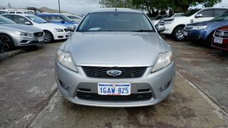 2008 Ford Mondeo MA XR5 Turbo Silver 6 Speed Manual Hatchback.