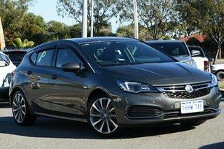 2018 Holden Astra BK MY18.5 RS-V Grey 6 Speed Sports Automatic Hatchback.