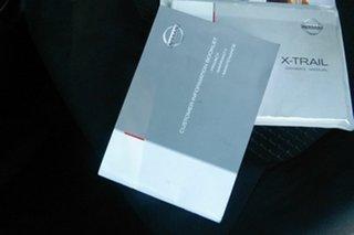 2012 Nissan X-Trail ST Pearl White Manual Wagon