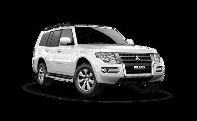 New Mitsubishi Pajero GLX Hamilton, 2021 Mitsubishi Pajero NX GLX White Solid 5 Speed Automatic SUV