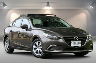 2014 Mazda 3 BM5276 Neo SKYACTIV-MT Grey 6 Speed Manual Sedan.