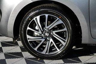2021 Suzuki Swift AZ Series II GLX Turbo Premium Silver 6 Speed Sports Automatic Hatchback