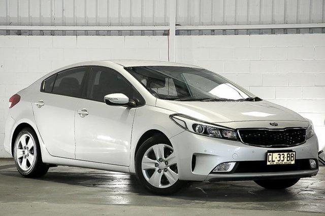 Used Kia Cerato YD MY17 S Erina, 2017 Kia Cerato YD MY17 S Silver 6 Speed Sports Automatic Sedan