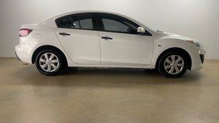 2011 Mazda 3 BL 10 Upgrade Neo White 6 Speed Manual Sedan.