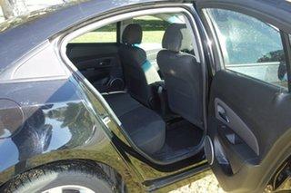 2015 Holden Cruze JH Series II MY15 Equipe Black 5 Speed Manual Sedan