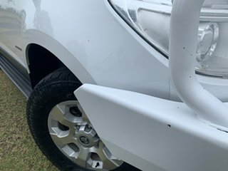 2013 Holden Colorado RG MY14 LTZ Space Cab Summit White 6 Speed Sports Automatic Utility.