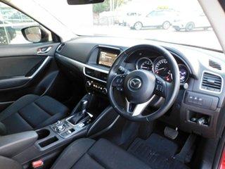 2015 Mazda CX-5 KE1072 Maxx SKYACTIV-Drive Sport Soul Red 6 Speed Sports Automatic Wagon