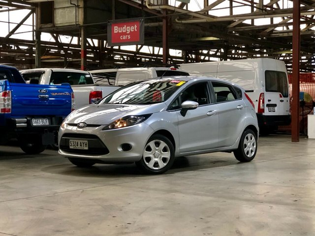 Used Ford Fiesta WT CL PwrShift Mile End South, 2013 Ford Fiesta WT CL PwrShift Silver 6 Speed Sports Automatic Dual Clutch Hatchback