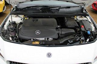 2018 Mercedes-Benz CLA-Class C117 809MY CLA250 DCT 4MATIC Sport White 7 Speed