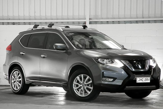 Used Nissan X-Trail T32 Series II ST-L X-tronic 2WD West Gosford, 2017 Nissan X-Trail T32 Series II ST-L X-tronic 2WD Grey 7 Speed Constant Variable Wagon