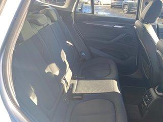 2020 BMW X1 F48 xDrive 25i xLine Glacier Silver 8 Speed Automatic Wagon
