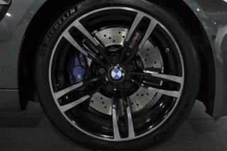 2016 BMW M3 F80 LCI M-DCT Grey 7 Speed Sports Automatic Dual Clutch Sedan