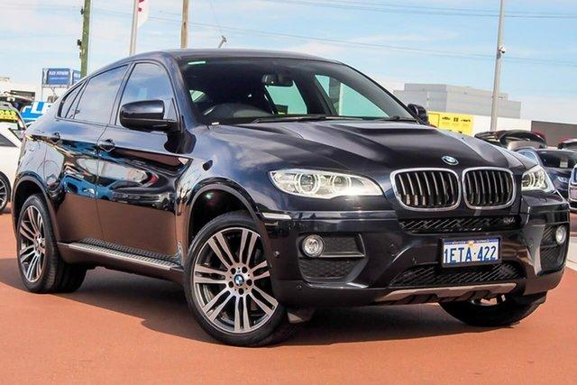 Used BMW X6 E71 LCI MY1213 xDrive30d Coupe Steptronic Osborne Park, 2014 BMW X6 E71 LCI MY1213 xDrive30d Coupe Steptronic Black 8 Speed Sports Automatic Wagon