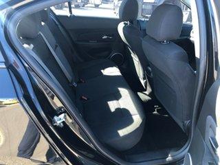 2014 Holden Cruze JH Series II MY14 Equipe Black 6 Speed Sports Automatic Sedan