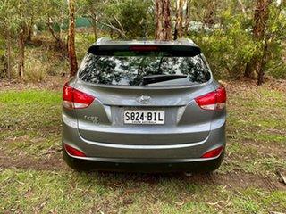 2015 Hyundai ix35 LM3 MY15 SE Steel Grey 6 Speed Sports Automatic Wagon