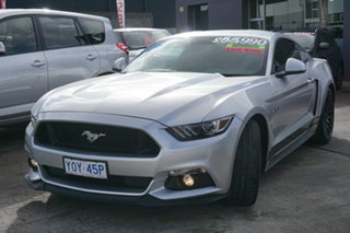 2016 Ford Mustang FM GT Fastback SelectShift Silver 6 Speed Sports Automatic Fastback
