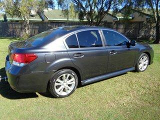 2014 Subaru Liberty B5 MY14 2.5i Lineartronic AWD Premium Grey 6 Speed Constant Variable Sedan