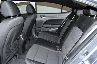 2019 Hyundai Elantra AD.2 MY20 Go Iron Grey 6 Speed Sports Automatic Sedan