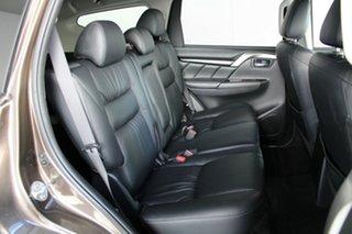 2016 Mitsubishi Pajero Sport QE MY16 GLS Deep Bronze 8 Speed Sports Automatic Wagon
