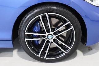 2018 BMW 1 Series F20 LCI-2 M140i Blue 8 Speed Sports Automatic Hatchback