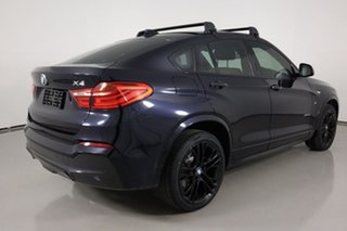 2014 BMW X4 F26 xDrive 30D Carbon Black 8 Speed Automatic Coupe