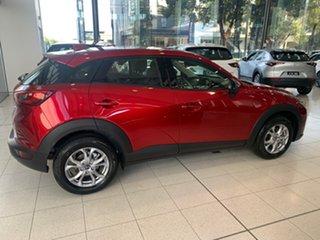 2021 Mazda CX-3 DK2W7A Maxx SKYACTIV-Drive FWD Sport Soul Red Crystal 6 Speed Sports Automatic Wagon.