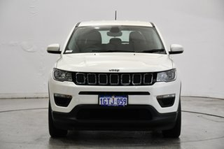 2018 Jeep Compass M6 MY18 Sport FWD Vocal White 6 Speed Automatic Wagon.