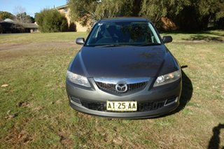 2005 Mazda 6 GG1032 Limited Grey 6 Speed Manual Sedan.