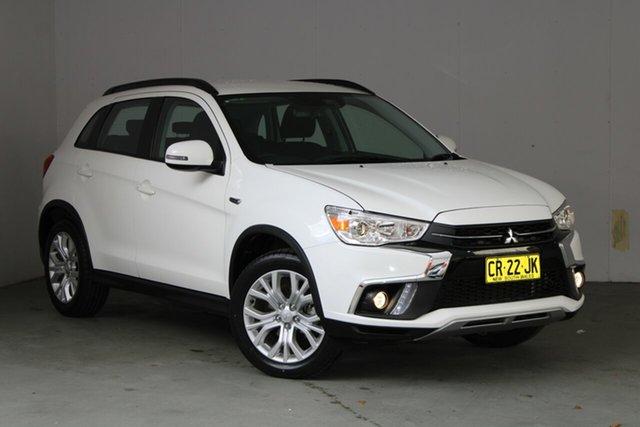 Used Mitsubishi ASX XC MY19 ES 2WD ADAS Phillip, 2018 Mitsubishi ASX XC MY19 ES 2WD ADAS White 1 Speed Constant Variable Wagon