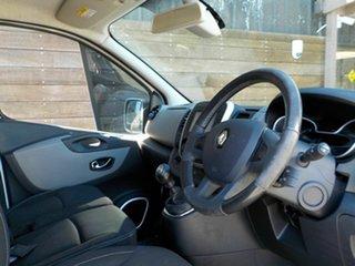 2016 Renault Trafic X82 103KW Low Roof LWB White 6 Speed Manual Van