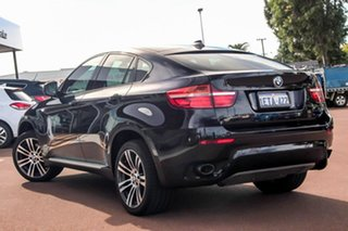 2014 BMW X6 E71 LCI MY1213 xDrive30d Coupe Steptronic Black 8 Speed Sports Automatic Wagon.