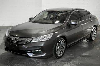 2018 Honda Accord 9th Gen MY17 VTi-L Grey 5 Speed Sports Automatic Sedan.