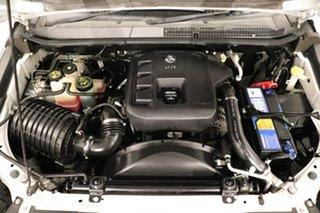 2014 Holden Colorado RG MY14 LT Crew Cab 4x2 White 6 speed Manual Utility