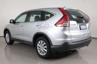 2013 Honda CR-V 30 VTi (4x2) Silver 5 Speed Automatic Wagon