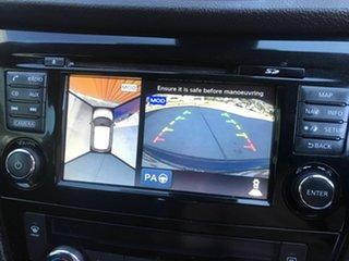 2016 Nissan Qashqai J11 TI Purple 1 Speed Constant Variable Wagon